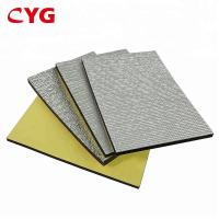 Buy cheap Aluminum Foil Construction Heat Insulation Foam Floor Panels SGS ISO Approval from wholesalers