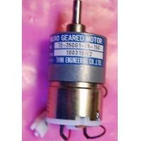 Buy cheap NORITSU minilab W405877 HORIZONTAL ADVANCE MOTOR UNIT TE-35QG1-24-150 product