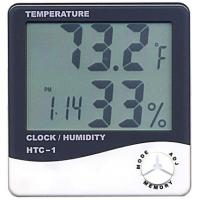 Buy cheap Indoor/Outdoor Temp. Display Digital Thermometers with low power , Frost alarm: -1~+4℃ from wholesalers