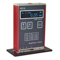 Buy cheap Portable Simplified MR110 Roughness Meter Ra, Rz, Rq, Rt 0.25, 0.80, 2.50mm from wholesalers