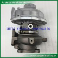 Buy cheap IHI Turbocharger RHF55 VB440051 8980302170 8-98030-217-0 for Isuzu Truck 4HK1 from wholesalers