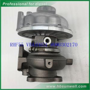Buy cheap Isuzu Truck 4HK1 IHI Turbocharger RHF55 VB440051 8980302170 K18 Shaft Material product