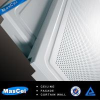 Buy cheap Perforated Plate and Aluminum Perforated Panels from wholesalers