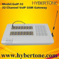 Buy cheap 32 channels Quad band GoIP GSM Gateway GoIP-32 from wholesalers