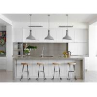 Buy cheap Prima Solid Wood Kitchen Cabinets OAK Free Standing Furniture from wholesalers