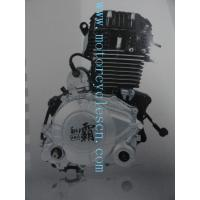 Buy cheap 157FMI-8 CB125 Single cylinder Air cool 4 Sftkoe vertical Motorcycle t Engines from wholesalers