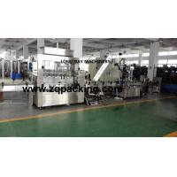 Buy cheap muti-head automatic antifreeze bottle filling capping labeling machine from wholesalers