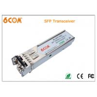 Buy cheap 1.25G SFP  Optical SFP Transceiver ,1310nm Compatible CISCO GLC - SX - MM from wholesalers