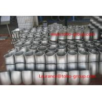 Buy cheap Long Radius Elbow Seamless Stainless Steel Pipe Fitting A403 WP304 from wholesalers