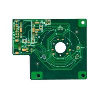 Buy cheap Single Sided Metal Core PCB Board Printing /  2oz Copper PCB Fabrication from wholesalers