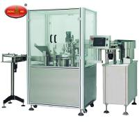 Buy cheap Automatic Perfume Filling Capping Machine from wholesalers