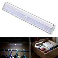 Buy cheap 2017 Hottest USB Rechargeable motion sensor led night wardrobe light portable cabinet light from wholesalers