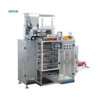 Buy cheap Stable Sachet Packing Machine Four Side Sealing Multi Line Powder F500E product