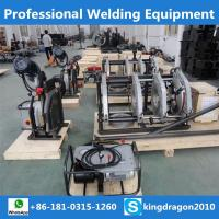 China welding machine for welding of polyethylene pipes on sale