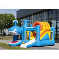 Buy cheap Whale Inflatable Combo from wholesalers