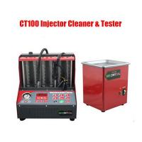 Buy cheap CT100 Fuel Injector Cleaner & Tester LAUNCH CNC-602A CNC602A Injector Cleaner from wholesalers