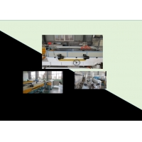 Buy cheap PE 130mm Single Wall Corrugated Pipe Extrusion Line from wholesalers