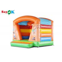 Buy cheap Colorful Commercial  Inflatable Bounce House Trampoline Fire - Retardant from wholesalers