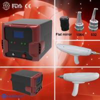 Buy cheap q switched nd yag laser hair removal for beauty salon from wholesalers