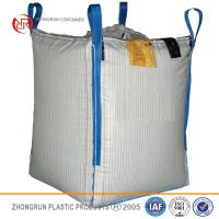 Buy cheap gravel bags 500kg bag packing natural stone pebble from China Exported Pebble from wholesalers