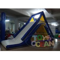 Buy cheap Commercial Rental Inflatable Water Toys Freefall Slide For Children from wholesalers