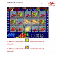 China Online Jackpot Fruit Cocktail PCB Board  Casino and Slot Electronic Game Board with VGA output on sale