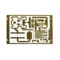 0.2mm High Frequency PCB For Wireless And Wired Telecommunications And Aerospace Industry