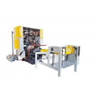 Buy cheap automatic  feed board diepunch machine for cardboard and corrugated carton box from wholesalers
