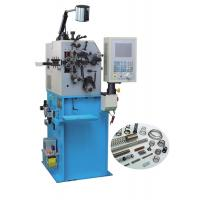 Buy cheap 0.1 mm to 0.8 mm Automatic Spring Machine With Chinese / English Monitor Display from wholesalers