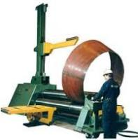 Buy cheap Stainless Steel Plate Roll With High Accurate End Pre - Bend , Bending Roller product