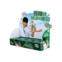 Buy cheap customized pvc display stand rectangle counter box clear food from wholesalers