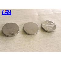 Buy cheap Calendar Prime Coin Cell Lithium Button Batteries 240mAh High Capacity from wholesalers