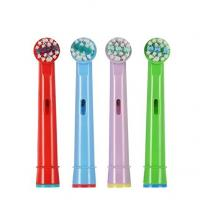 Buy cheap EB-10A Sonicare Oral B Kids Electric Toothbrush Replacement Heads 0.12mm Diameter Soft Bristles from wholesalers