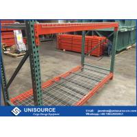 Buy cheap Verstile / Economical Teardrop Pallet Rack Flexible Selective Pallet Racking System from wholesalers