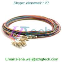 Buy cheap 12 Pack of LC Multimode Fiber Optical Pigtail 0.9mm from wholesalers