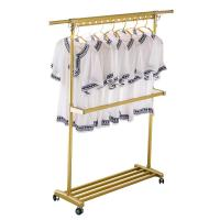 Buy cheap H149 Heavy Duty Clothing Foldable Clothes Drying Rack With 3 Casters from wholesalers