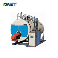 Buy cheap 2 T / H Natural Gas Steam Boiler For Paper Industry , High Efficiency Gas Boiler from wholesalers
