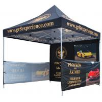Buy cheap Waterproof Advertising Canopy Tents , Hexagonal Steel Frame Outdoor Canopy Tent product