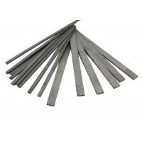 China Durable Tungsten Carbide Square Bar/ Solid Carbide Blanks For Woodworking Industry on sale