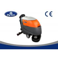 Buy cheap Automatic Floor Scrubber Dryer Machine 180 Rpm Brush Speed One Key Control from wholesalers