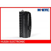 Buy cheap 1/2 in feeder Cable optical fiber enclosure , IP68 Antenna Bolt Telecom Slim Lock Closure product