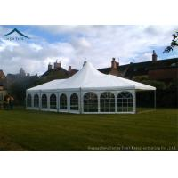 Buy cheap Durable Long Life Span Heavy Duty Canopy Tents 18m*35m High Pressed from wholesalers