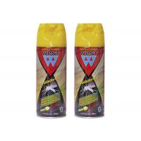 Buy cheap 750ml Aerosol Bug Off Spray Insect Mosquito Repellent Spray For Bedroom / Restaurant from wholesalers