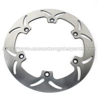 Buy cheap CTX1300 Motorcycle Brake Disc Rotor Stainless Steel Heat Treatment Original Color from wholesalers