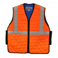 Buy cheap Evaporative Cooling Vest In Orange Color from wholesalers