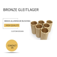 Buy cheap FZ Ball Bearing Cage Bronze Gleitlager Brass Aluminum Bushing Stock Size Available from wholesalers