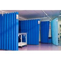 Buy cheap SMS Hospital Disposable Cubicle Curtains Anti Bacterial Flame Retardant from wholesalers