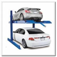 2 Level Car Stacker Multipark Double deck car parking Double Stack Parking Car Equipment