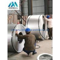 ASTM GB JIS PPGI Steel Coil Galvanized Coil 508mm / 610 Mm Coil ID Coil