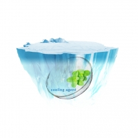 Buy cheap Food Grade Cooling Agent Mint Cooler Ws-27 Menthol CAS 51115-70-9 from wholesalers